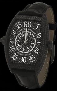 Franck Muller Curvex Secret Hours 8880 SE H2 NR D CD