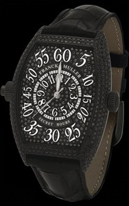 Franck Muller Curvex Secret Hours 8880 SE H2 NR D CD