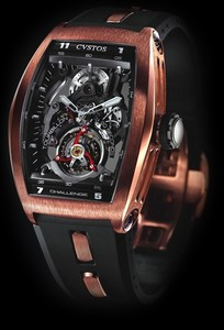 Cvstos Challenge T-S Tourbillon 5N and Links