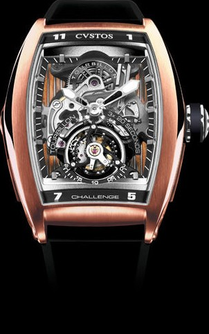 Cvstos Challenge Tourbillon Yachting Club