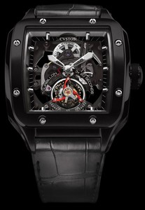 Cvstos Evosquare Tourbillon