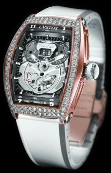 CVSTOS Re-Belle Twin-Time Joaillerie Twin-Time Joaillerie