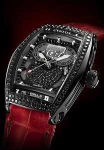 Cvstos RE-Bellion Black Diamond DD Black Diamonds
