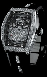 Cvstos RE-Bellion Diamond White Gold DD RB WGR