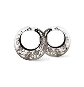 Серьги Carrera y Carrera Jazmin Hoop Earrings DA10287 02
