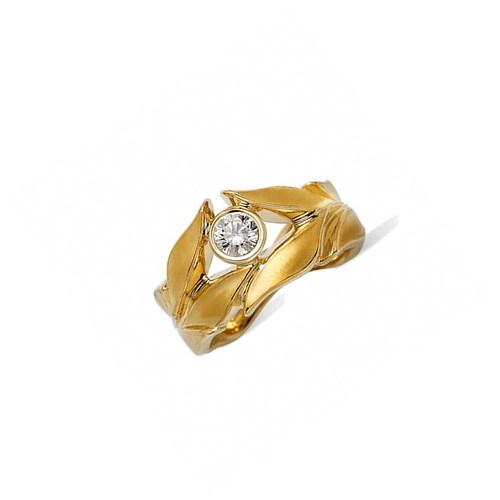 Кольцо Carrera y Carrera Mi Princesa Greco Romana Ring DA10900 010101
