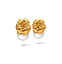 Серьги Carrera y Carrera Gardenia Earrings DA11579 010519