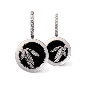 Серьги Carrera y Carrera Bambu Earrings DA11596 020708