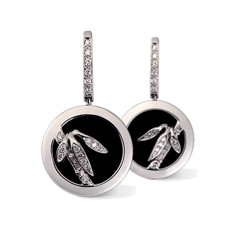 Серьги Carrera y Carrera Bambu Earrings DA11596 020708