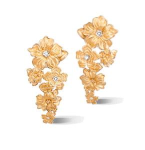 Серьги Carrera y Carrera Emperatriz MAXI Earrings DA13503 010101