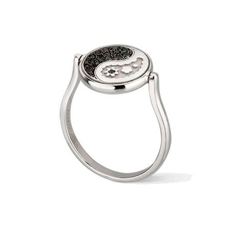 Кольцо Carrera y Carrera Aqua XS Reversible Ring DA14617 020127