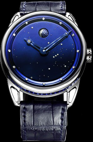 DeBethune The classics DB25S Jewellery