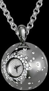 de Grisogono Boule S04 (WG / Diamonds / Chain)