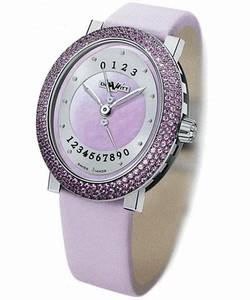 DeWitt Alma Utopia (WG / Pink Sapphires) AL.1301.48 / 04 / M656