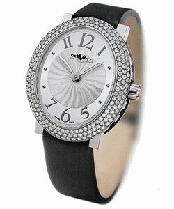 DeWitt Alma (WG / 3 Rows Of Diamonds) AL.0401.48 / 02.M709