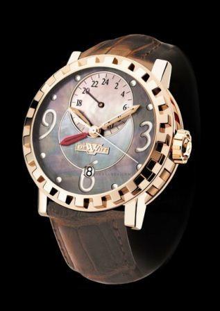 DeWitt Double Fuseau GMT II AC.2002.53.M688