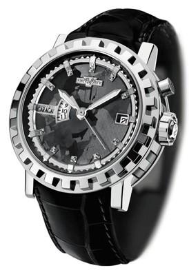 DeWitt Grande Date (WG / Leather) AC.1601.48.M623