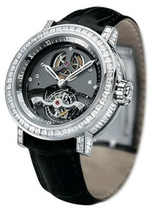 DeWitt Tourbillon Mysterieux Caviar (WG / Diamonds / Caviar) AC.8001.48 / 01.M953