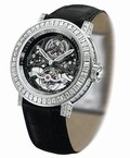 DeWitt Tourbillon Mysterieux Caviar (WG / Diamonds / Skeleton) AC.8001.48 / 01.M956