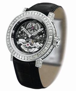 DeWitt Tourbillon Mysterieux Caviar (WG / Diamonds / Skeleton) AC.8001.48 / 01.M956