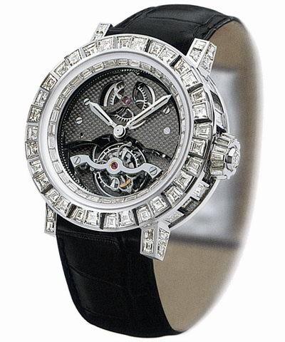 DeWitt Tourbillon Mysterieux Haute Joaillerie (Diamonds) AC.8001.48 / 02.M953