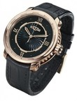 DeWitt Twenty-8-Eight Automatic (RG / Black) T8.AU.53.001