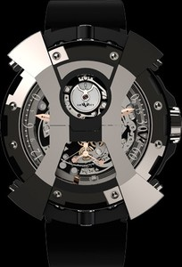 DeWitt Watch Concept X-Watch X-Watch X-Watch