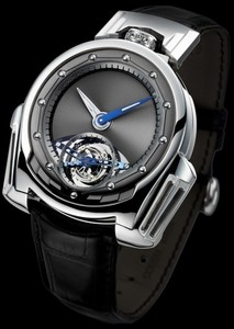 DeBethune Dream Watch Three Tourbillon DW3PS1