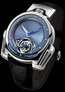 DeBethune Dream Watch Three Tourbillon DW3PS3