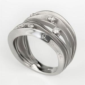 Annamaria Cammilli кольцо DUNE GAN0914W