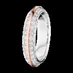 Boucheron Eternelle Grace Wedding Band WRG Diamonds