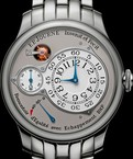 F. P. Journe Souveraine Chronometre Optimum Platinum Bracelet