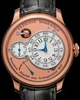 F. P. Journe Souveraine Chronometre Optimum Rose Gold
