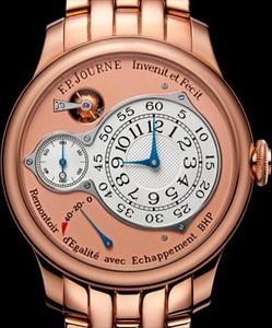 F. P. Journe Souveraine Chronometre Optimum Rose Gold Bracelet
