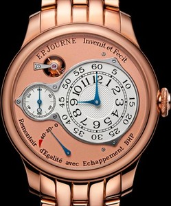 F. P. Journe Souveraine Chronometre Optimum Rose Gold Bracelet