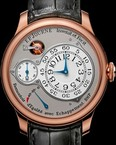 F. P. Journe Souveraine Chronometre Optimum Rose Gold Croco