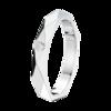 Boucheron Facette Platinum Wedding Band D