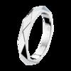 Boucheron Facette Platinum Wedding Band