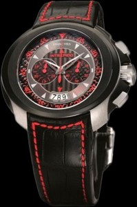 Franc Vila Complication FVi17 Chrono Bicompax Intrepido Red