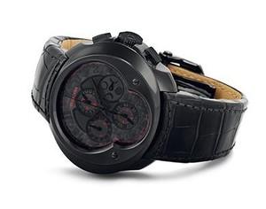 Franc Vila Franc Vila El Bandido Chronograph Master Quantieme Automatique (SS / Black / Strap) FVa9
