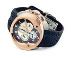 Franc Vila Franc Vila Grand Sport Alliance Concept Chronograph Master Quantieme Automatique (Titanium-RG / Brown / Strap) FVa9