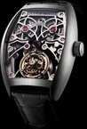 Franck Muller Thunderbolt 5 Second Tourbillon