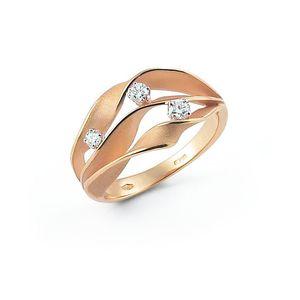 Annamaria Cammilli кольцо DUNE TWIST GAN1924J