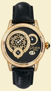 Glashutte Original Arabic Dream (RG-Diamonds / RG Guilloch / Leather) 90-03-64-64-04