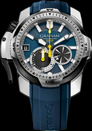 Graham Chronofighter Prodive 2CDAV.U01A