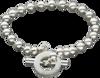 Браслет Gucci Silver Boule Bracelet YBA010294001