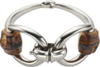 Браслет Gucci Bamboo Silver Bracelet YBA236052001