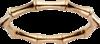 Браслет Gucci Bamboo Yellow Gold Bracelet YBA246463002