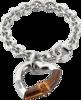 Браслет Gucci Bamboo Silver Bracelet YBA272797001