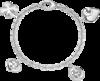 Браслет Gucci 1973 Silver Bracelet YBA287202001